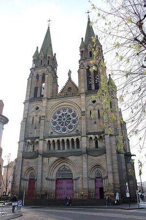 église du Sacré-Coeur (Moulins)