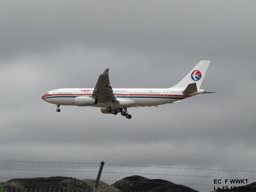 Airbus A 330 F WWKT à Blagnac Le 19 10 2011 à 15h00.