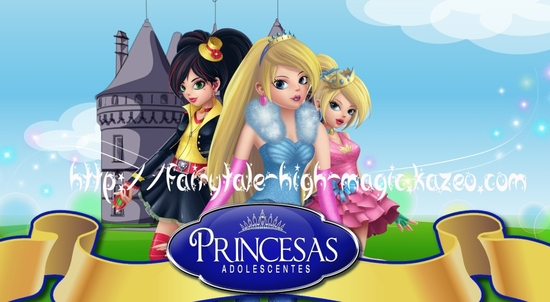 princesses casual ancien design