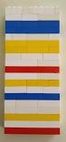 Graphisme: horizontales avec Aurelie NEMOURS et les legos