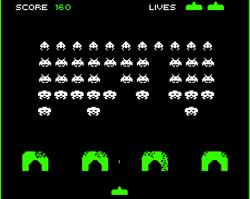 Space Invaders - Taïto