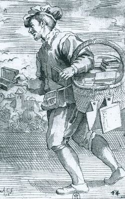 Dit Feuilleton en 1739 ?