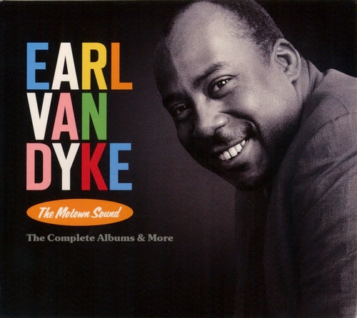 "Earl Van Dyke & The Soul Brothers : Album "" That Motown Sound "" Motown Records MS-631 [ US ]"