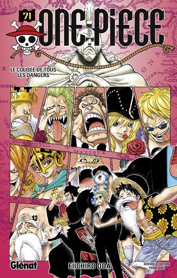 One Piece - Tome 71 - Eiichiro Oda