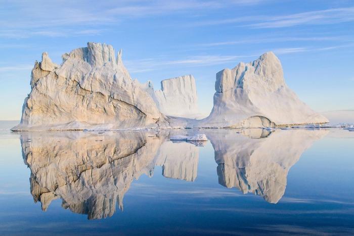 La beauté et la fragilité de l'Arctique en images