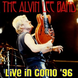 THE ALVIN LEE BAND - Live In Como '96