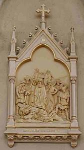 IX-Jésus tombe pour la 3é fois
