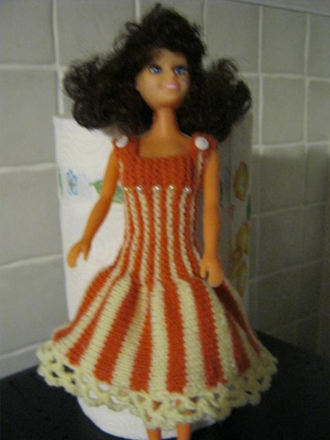 Ma dernière tricoterie !! hihihi!!