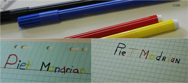 Faisons connaissance avec Piet Mondrian