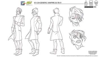 vampire concept