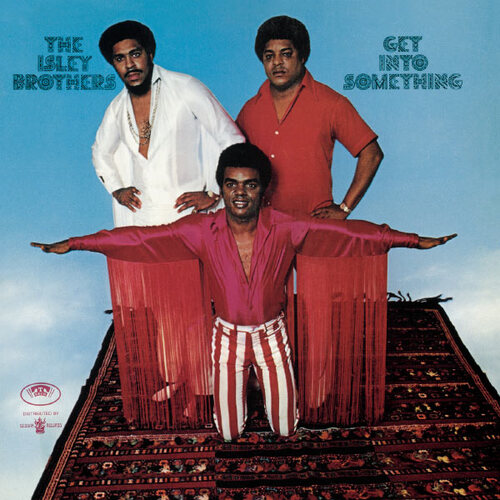 "The Isley Brothers : Album "" Get Into Something "" T-Neck Records TNS-3006 [US]"