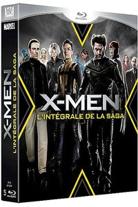 X-Men L'integrale : Date de sortie : 1999,2003,2005 ,2009