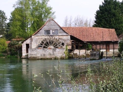 Le Moulin de Minatenay