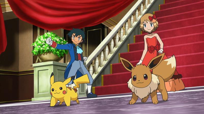 Regarder Pokémon XY&Z épisode 12 VOSTFR (Pokémon XY 104 VOSTFR)