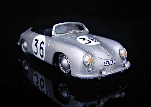 Porsche Le Mans (1957-1958)