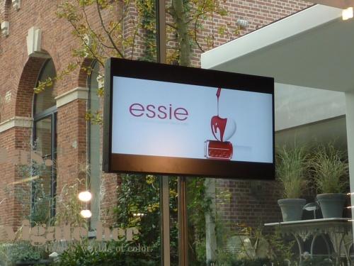 Arrivée en Belgique de la marque Essie