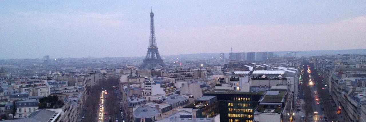 Prière pour Paris.