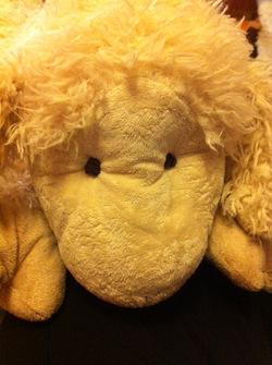 """""""S'il te plaît maman, répare-moi mon mouton""""!"""