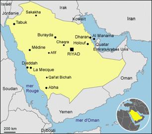 2. L'Arabie Saoudite : un pays qui se modernise