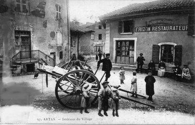 Artas Isère