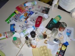 "Nos expériences ""recyclage"""