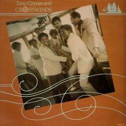 Tony Comer & Crosswinds - Same - Complete LP