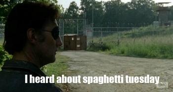 The Walking Dead season 4 Memes 5