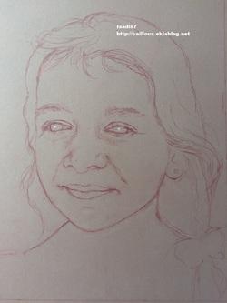 Nouveau portrait, le début