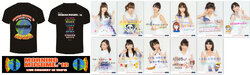 Goodies pour le Morning Musume.'16 Live Concert in Tapei