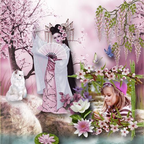Oriental dream