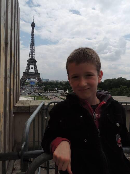 SMEP et Paris par Benjamin (9 ans)