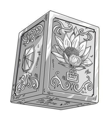 XI - Armure de la Fleur (Flower Cloth)