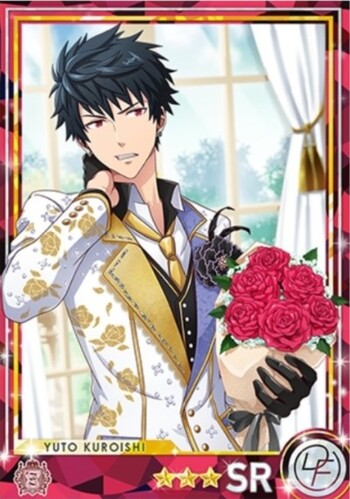 Rose Shiny - Yuto