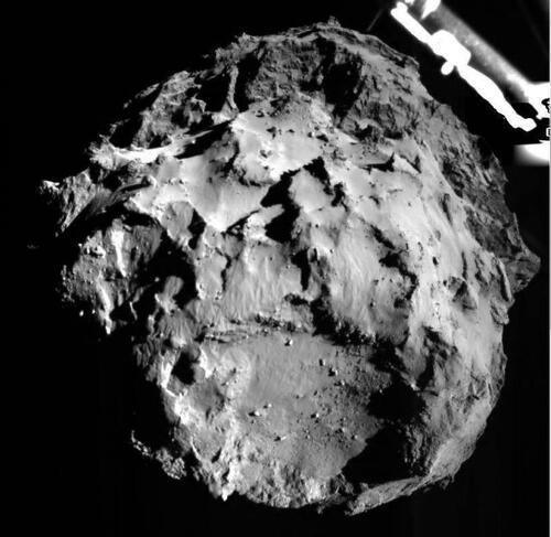 Philae va-t-il pouvoir tirer les plans sur la comète ?