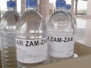L'eau de « Zamzam »