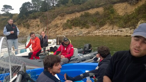 Open fishing Baie de Morlaix - Part. 2