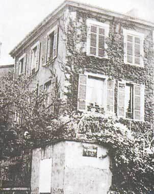 La villa de Caluire