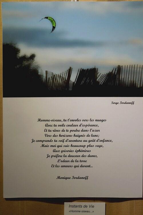 La partie poésie