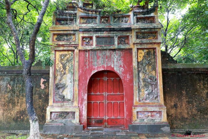 Cité impériale, le temple Thê ou temple des Générations