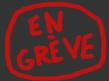 100% de grèvistes sur le service du 4 Est au Val Rosay