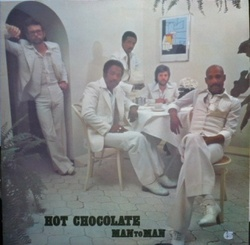 Hot Chocolate - Man To Man - Complete LP