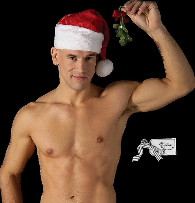 Tubes Hommes Noël