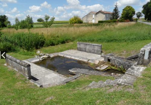 Charente - Verrières