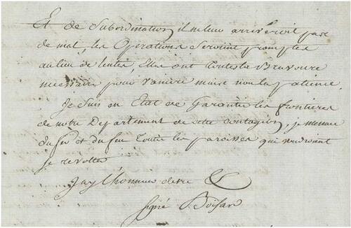 1792, vue du Maine-et-Loire (6° partie)....