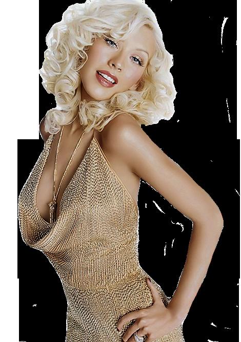 blonde sensuelle