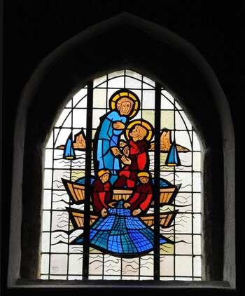 Chapelle Ste Anne de Trégastel