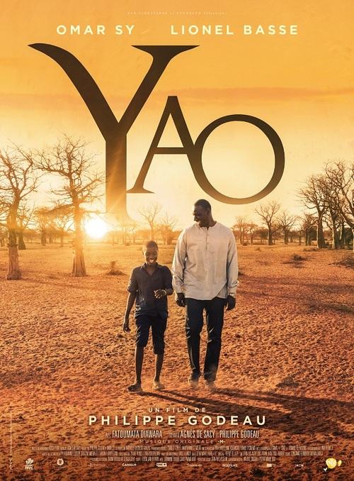 YAO : Découvrez l'affiche du nouveau film de Philippe Godeau avec Omar Sy - Le 23 janvier 2019 au cinéma