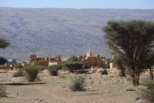Village d'Aït Ouazik