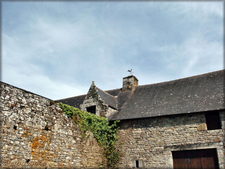 Photo du manoir de Plessis Josso