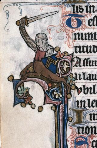 Le blason et la héraldique - une autre invention du Moyen-Age